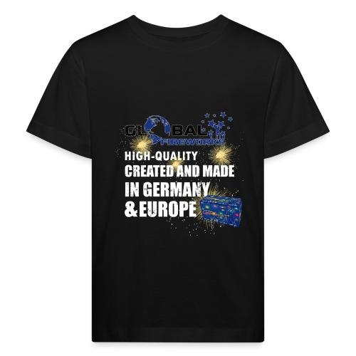 Golbal Fireworks - Kinder Bio-T-Shirt