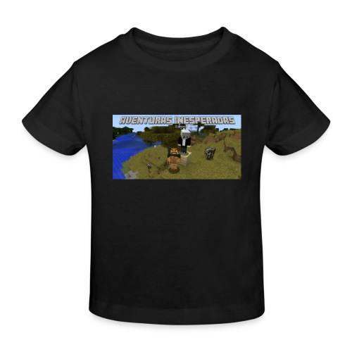 minecraft - Kids' Organic T-Shirt