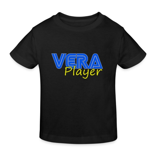 Vera player shop - Camiseta ecológica niño