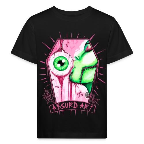 Eye Candy, by Absurd ART - Kinder Bio-T-Shirt