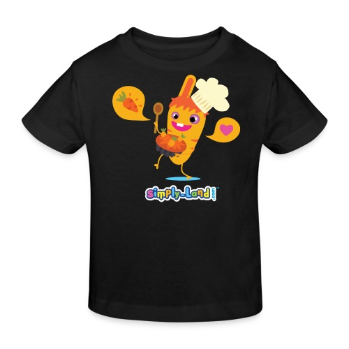 Sac de course Carotte pinpin - T-shirt bio Enfant