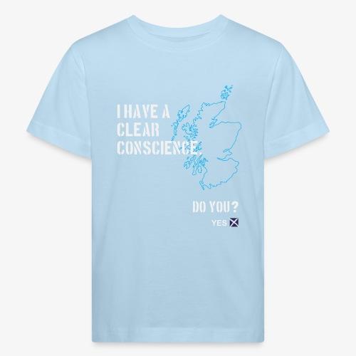 Clear Conscience - Kids' Organic T-Shirt
