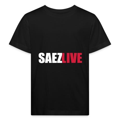 SaezLive (version light) - T-shirt bio Enfant