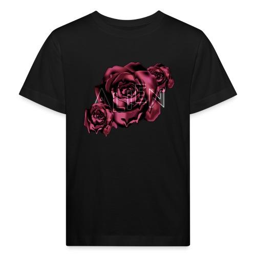 Rose Guardian Small - Økologisk T-skjorte for barn