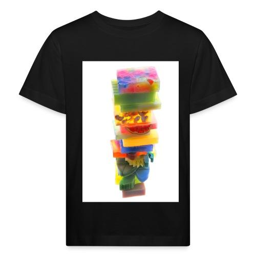Savons fruités - T-shirt bio Enfant