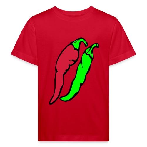 Chilli - Ekologiczna koszulka dziecięca