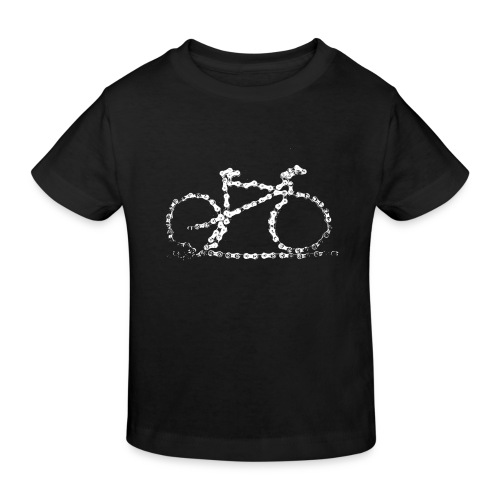 bike3_large - Kids' Organic T-Shirt