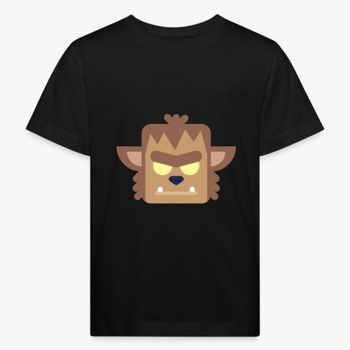 Mini Monsters - Werewolf - Organic børne shirt