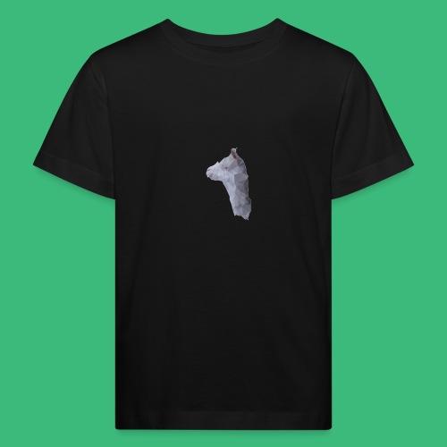 Lama KristalArt / alle kleuren - Kinderen Bio-T-shirt