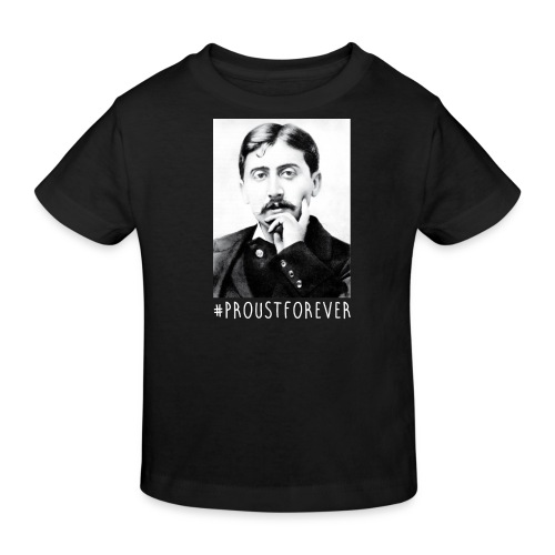 # Proust For Ever White - T-shirt bio Enfant