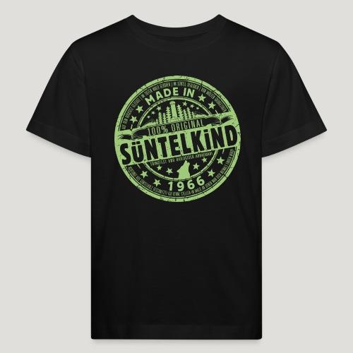 SÜNTELKIND 1966 - Das Süntel Shirt mit Süntelturm - Kinder Bio-T-Shirt