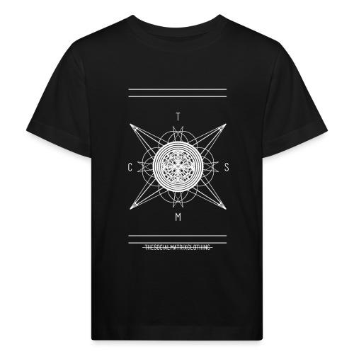 DE PIONEER [WIT] - Kinderen Bio-T-shirt