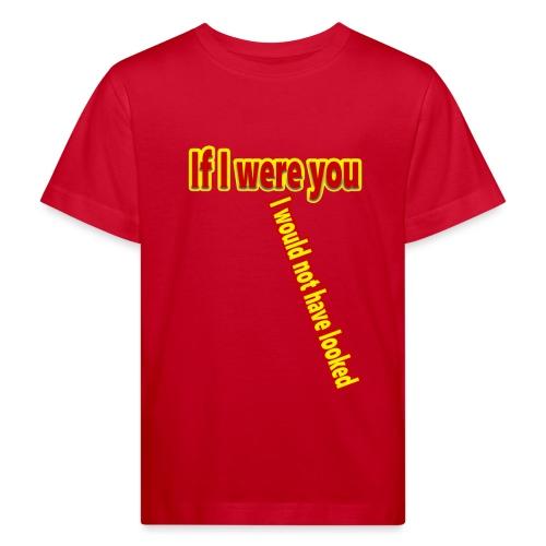 Look - Lasten luonnonmukainen t-paita