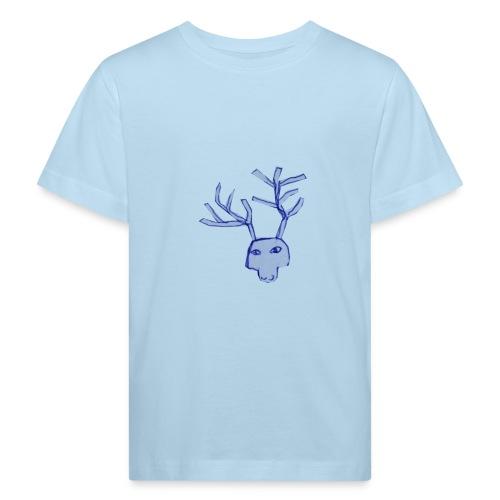 Jelen - Ekologiczna koszulka dziecięca