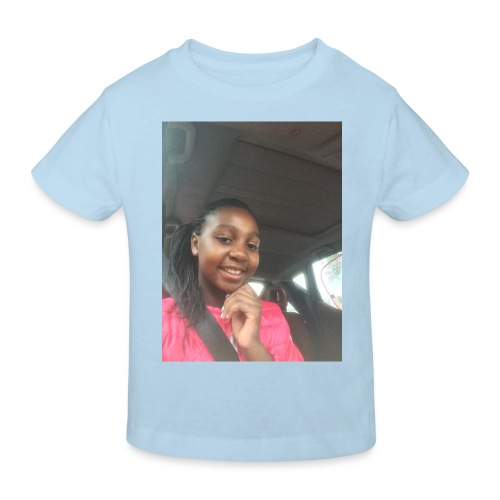 tee shirt personnalser par moi LeaFashonIndustri - T-shirt bio Enfant
