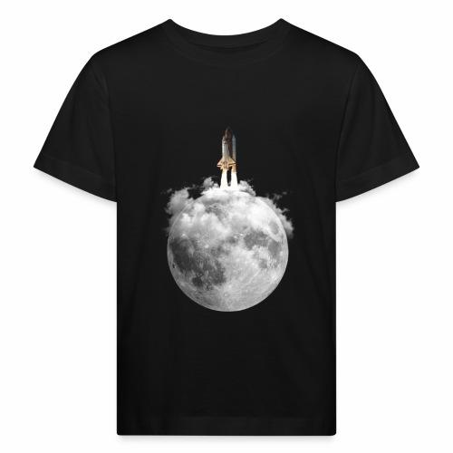 Mondrakete - Kinder Bio-T-Shirt