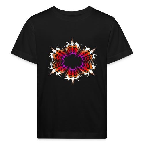 Circle of Friends - Lasten luonnonmukainen t-paita