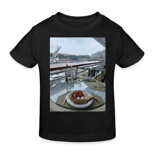 Monaco - Kinder Bio-T-Shirt