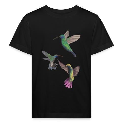 PLAYFUL birds - Ekologisk T-shirt barn