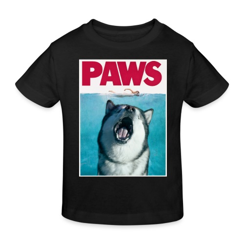 paws Alaskan Malamute - Kids' Organic T-Shirt