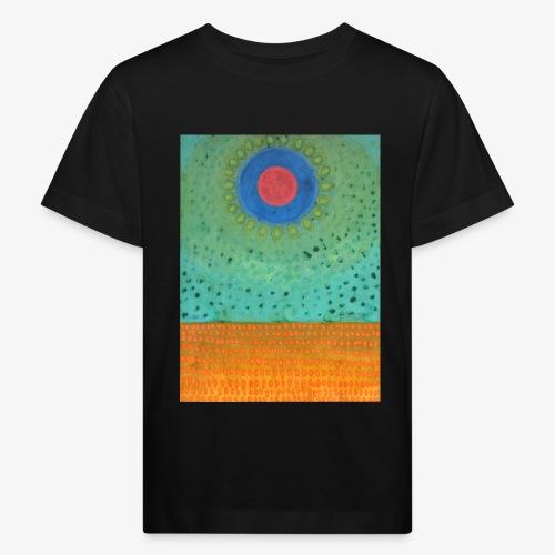 Noc Nad Pustynią - Ekologiczna koszulka dziecięca
