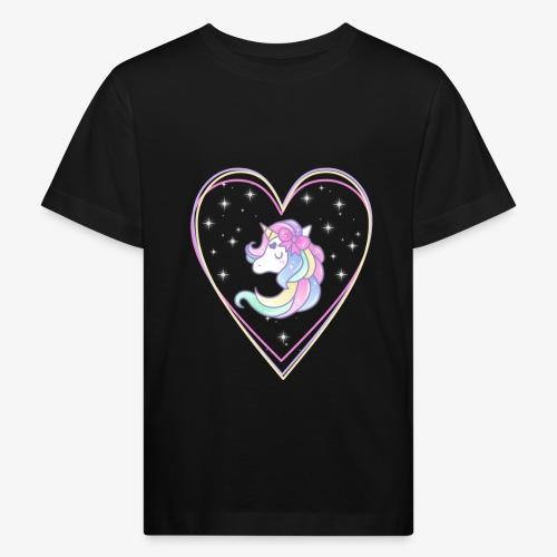 Unicorn - Maglietta ecologica per bambini