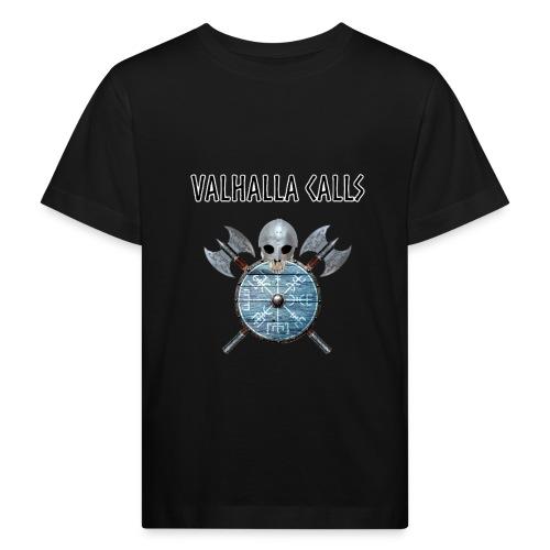 Valhalla calls - Maglietta ecologica per bambini