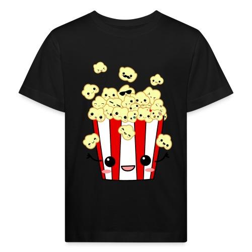 PopCorn - Camiseta ecológica niño