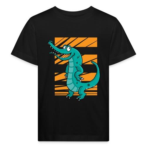 Crocrodile - T-shirt bio Enfant