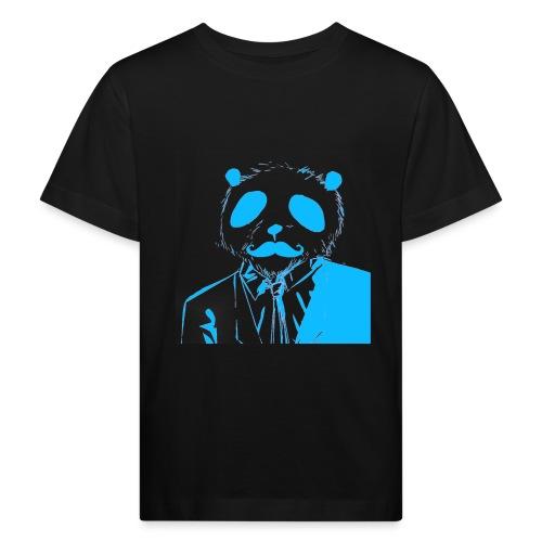 BluePanda Logo - Kids' Organic T-Shirt
