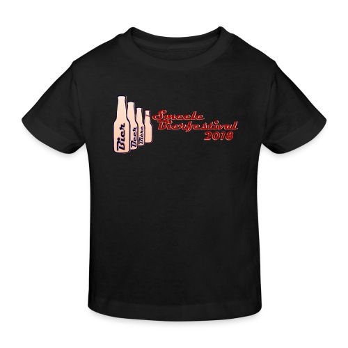 Smeele Bierfestival 2018 - Kinderen Bio-T-shirt