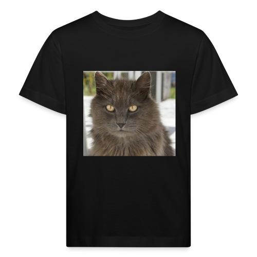Kater Bärli - Kinder Bio-T-Shirt