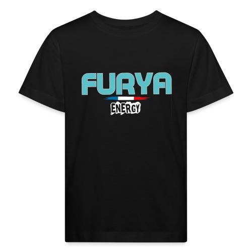 Furya 2021 White - T-shirt bio Enfant