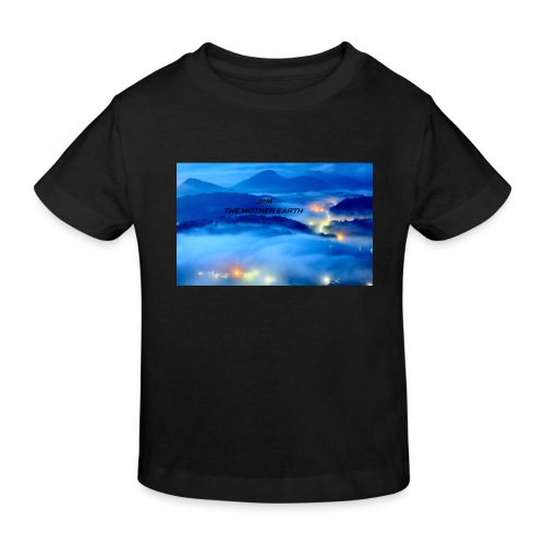 the mother earth collection 2017 - T-shirt bio Enfant