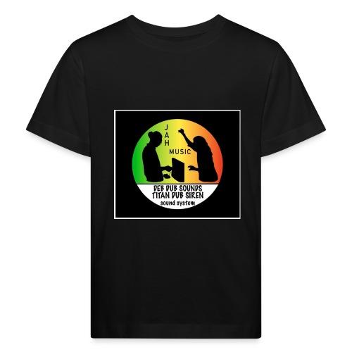 Deb Dub & Titan Dub Siren - Kids' Organic T-Shirt