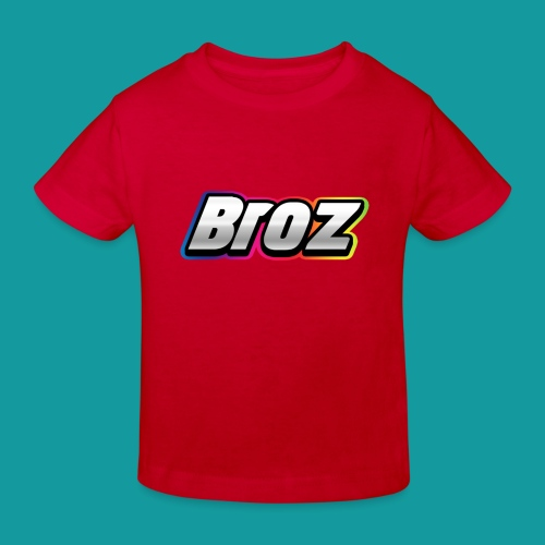 Broz - Kinderen Bio-T-shirt