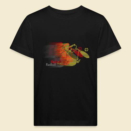 Radball | Earthquake Germany - Kinder Bio-T-Shirt