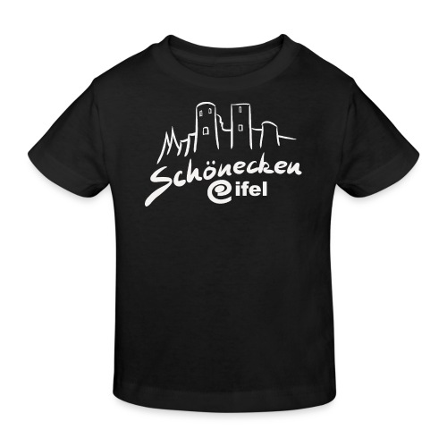 SchöneckenLogoKontur png - Kinder Bio-T-Shirt