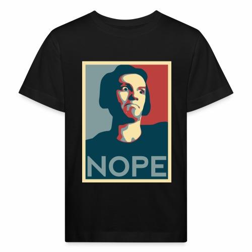 NOPE USA - T-shirt bio Enfant