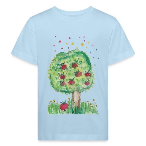 apfelbaum - Kinder Bio-T-Shirt