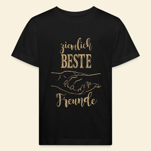 ziemlich Beste Freunde_be - Kinder Bio-T-Shirt