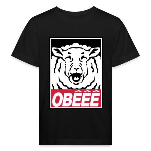 OBÊÊÊ - Kinder Bio-T-Shirt