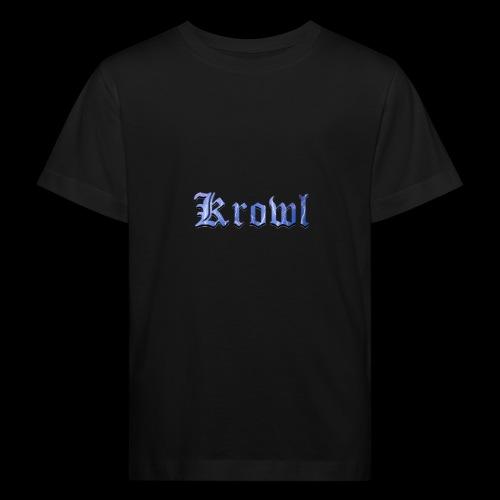 Krowl 1st Dark Side Design - T-shirt bio Enfant