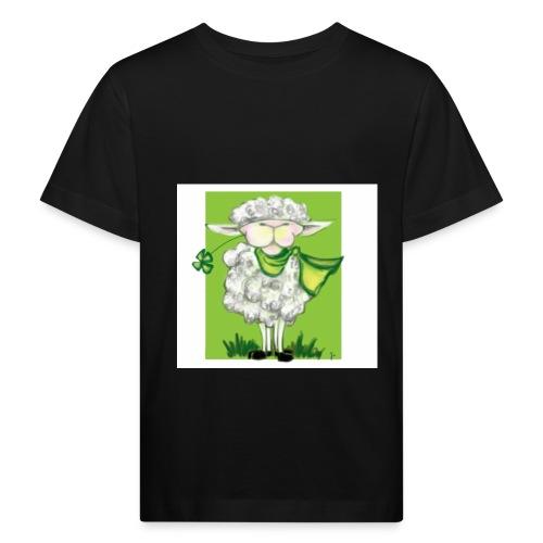 grün = mäh² - Kinder Bio-T-Shirt