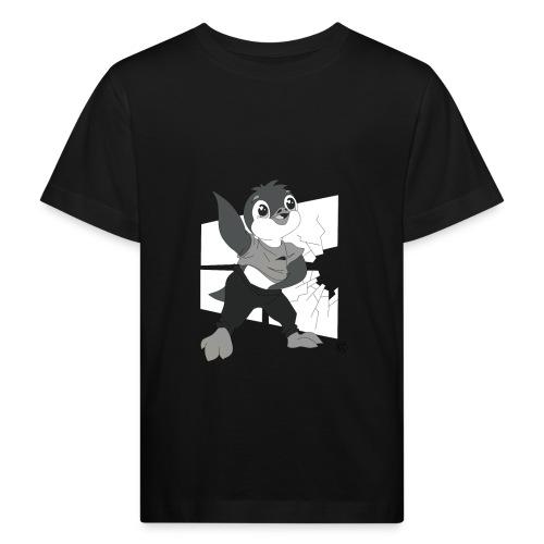 Le pingouin de Nice - T-shirt bio Enfant