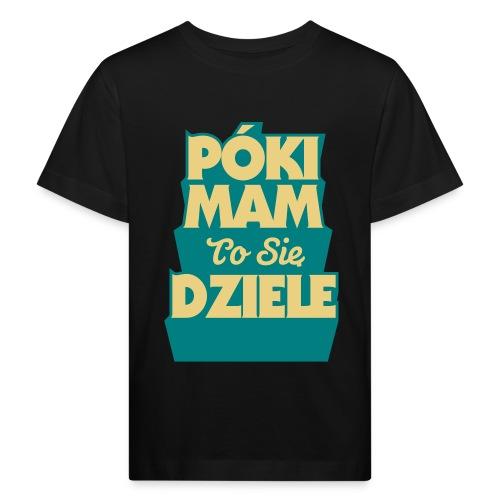 poki - Ekologiczna koszulka dziecięca