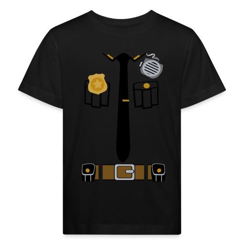 Police Patrol Costume - Kids' Organic T-Shirt