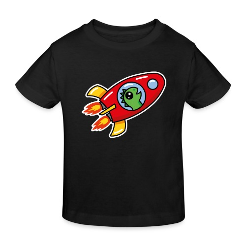 Going to space, not going extinct! - Kinder Bio-T-Shirt