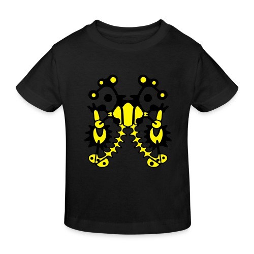 Tattoo T-Shirt Design - Kinder Bio-T-Shirt
