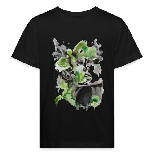 Kiss by carographic - Kinder Bio-T-Shirt